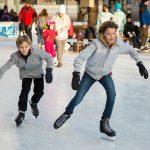 Dwa w jednym – lodowisko w Royal Wilanów z niespodzianką dla każdego!