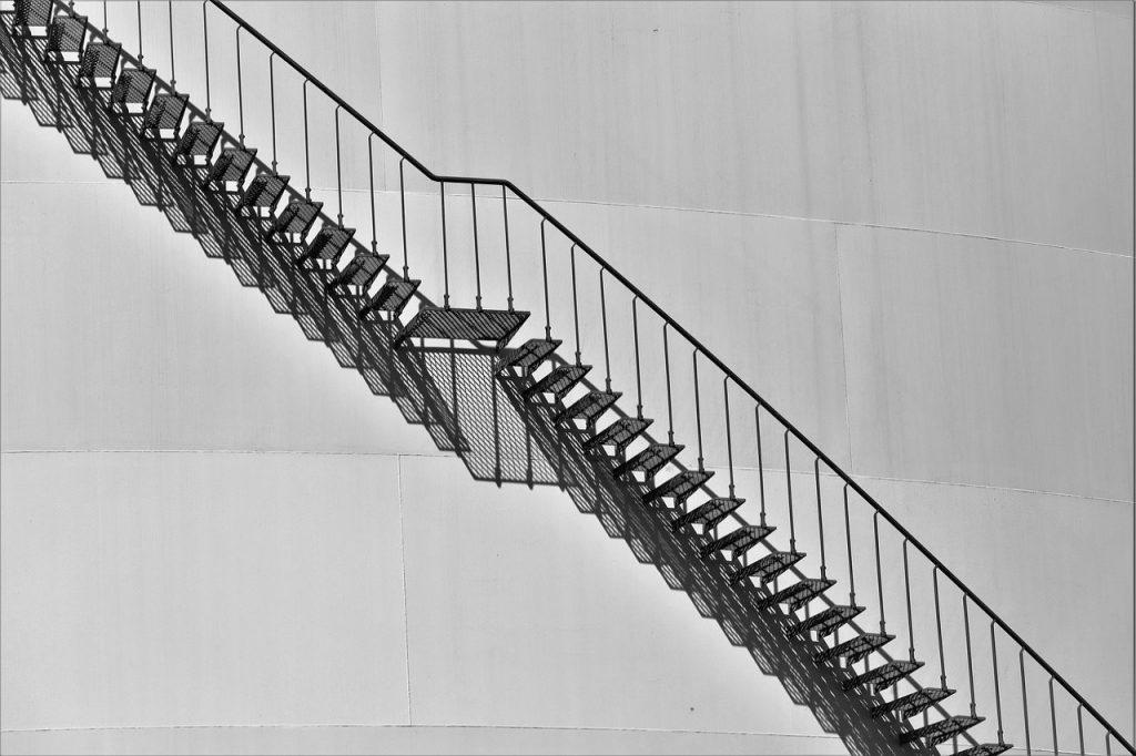 Balustrada do domu